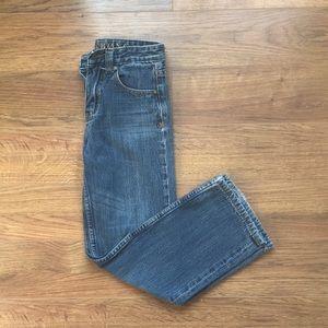 Billabong size 24 (10) boys denim jeans
